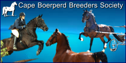 Cape Boerperd Breeders Society