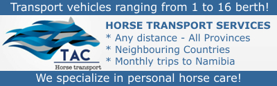 TAC Horse Transport